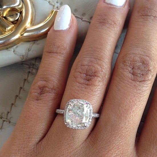 Cushion-Cut Engagement Rings