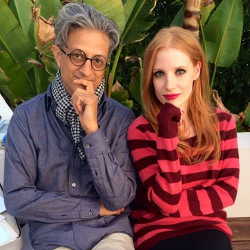 Jessica Chastain's Official Facebook Page