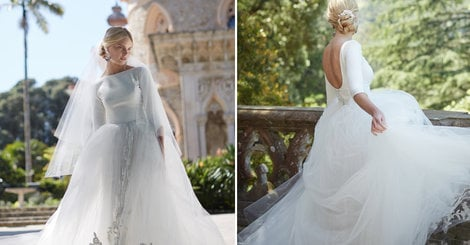 16 Fairytale Wedding Dresses From BHLDN's New Collection
