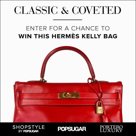 Hermes Bag Giveaway