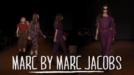 Marc by Marc Jacobs Fall 2011 Runway at New York Fashion Week