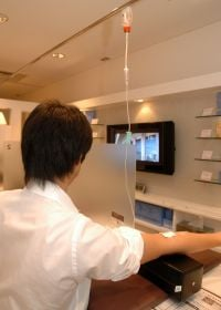 Beauty Byte: Japanese Clinic Offers IV Drips For Better Skin
