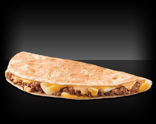 Does a Beefy Mini Quesadilla Look Awesome or Awful?