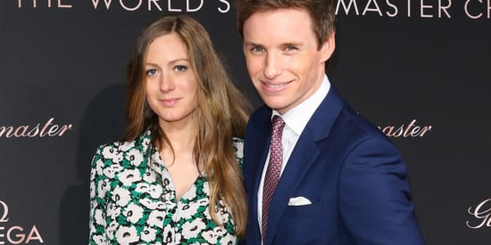 Eddie Redmayne Gets Ultimate Father's Day Gift: Baby Girl With Wife Hannah