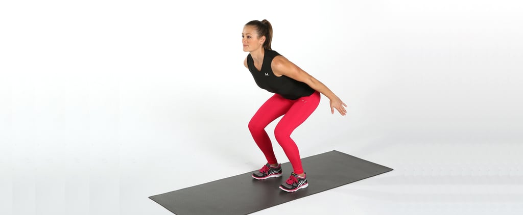 A 100-Rep Bodyweight Workout That Can Be Done in Just 5 Minutes