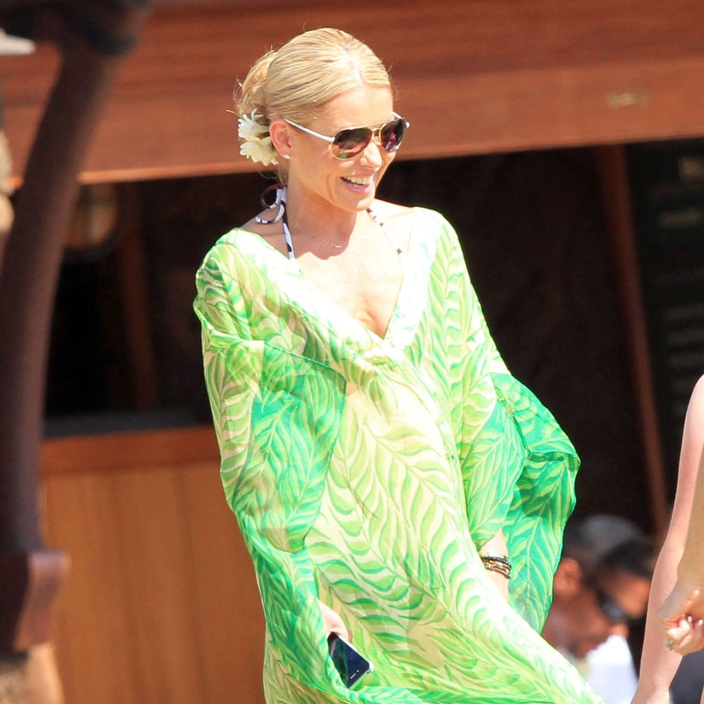 Kelly Ripa seemed to be having a great time in Hawaii.