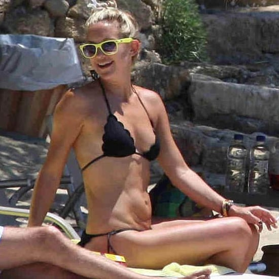 Kate Hudson Bikini Pictures in Greece