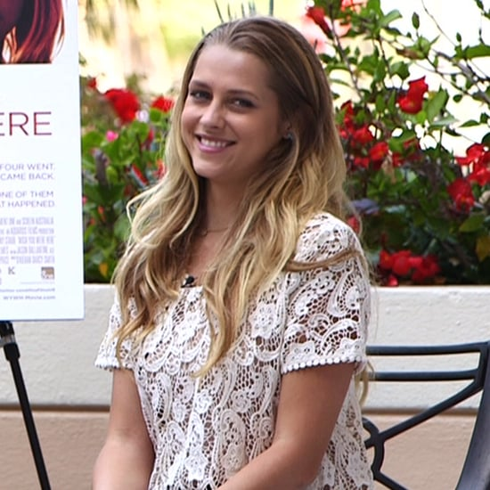 Teresa Palmer Wish You Were Here Interview (Video)