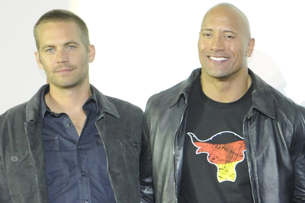 He also spoke very sincerely about losing friend and costar Paul Walker.