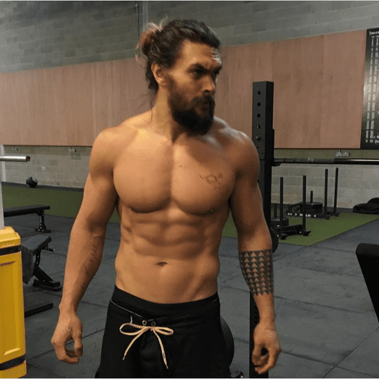 Jason Momoa Hot Instagram Pictures