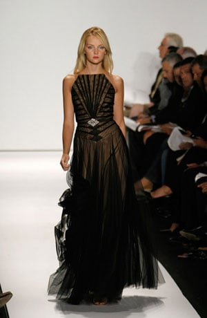 New York Fashion Week, Spring 2008: Badgley Mischka