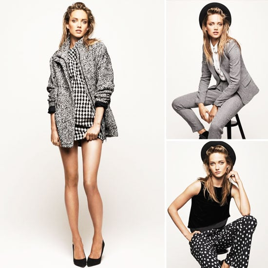 Karmen Pedaru For Mango Lookbook Winter 2012