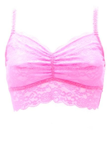 Charlotte Russe Lace Bralette