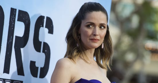 Rose Byrne: Oiling Up Shirtless Zac Efron Was 'Disgusting'