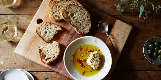 A Better Way to Keep Your Olive Oil in Arm's Reach