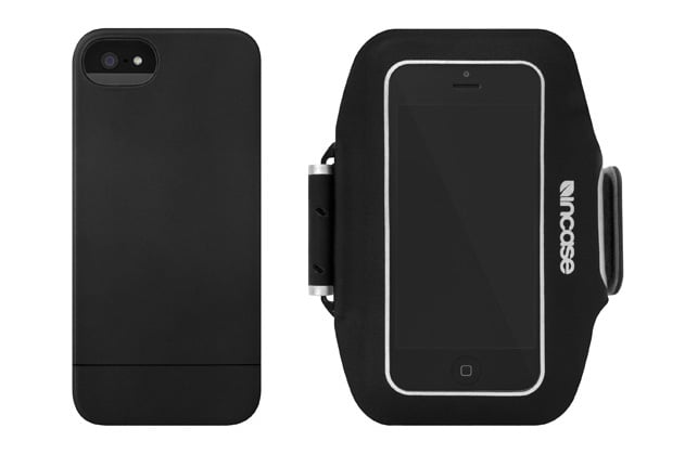 Buy this Incase bundle ($60), and you'll get a phone case plus a comfortable armband that comes with a screen cover for sweat-proof protection.