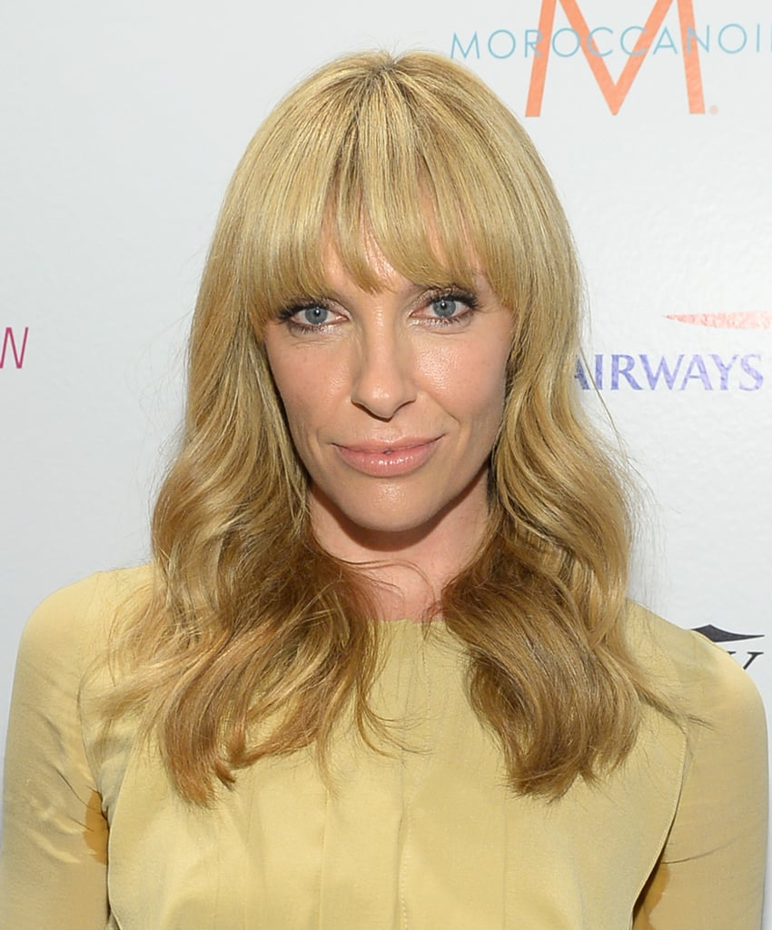 For Toni Collette, it was all about soft waves and a neutral makeup palette at the Variety Studio.