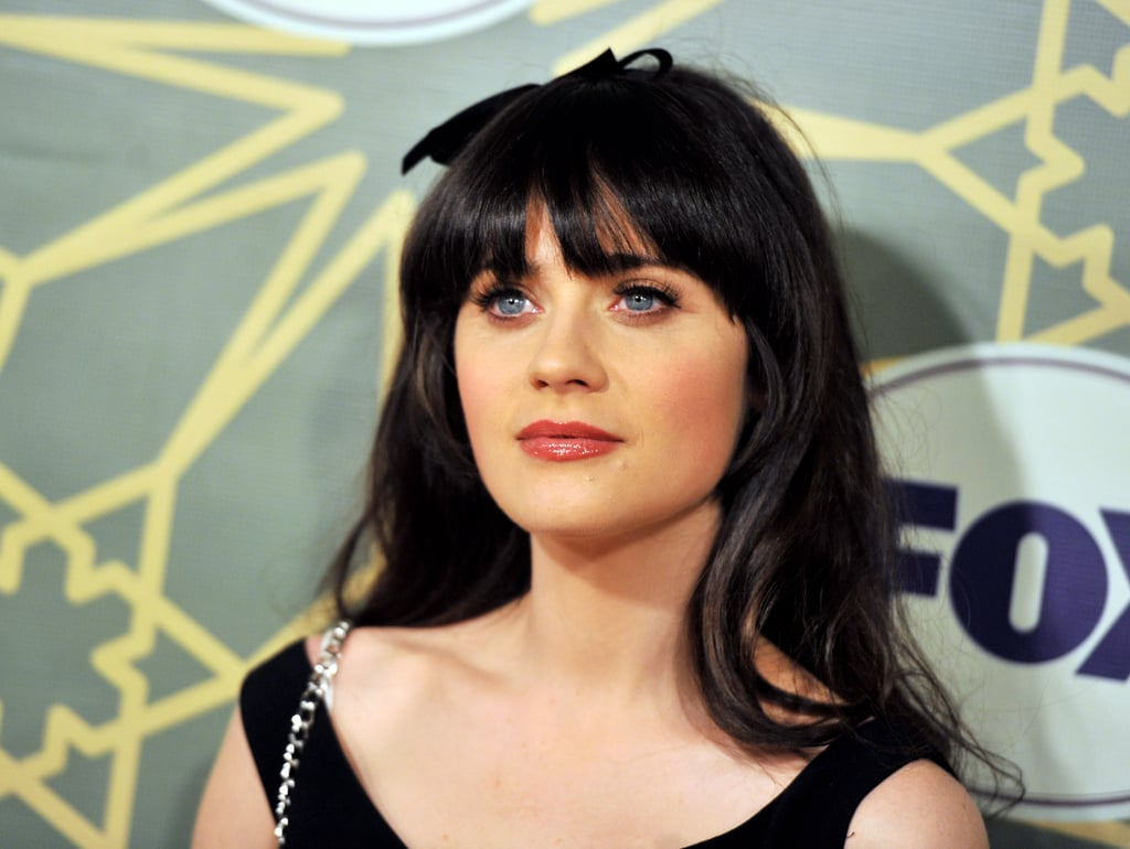 Zooey, Lea and Josh Step Out For a Star-Studded Fox Party
