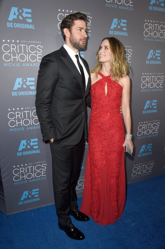 Together they were a picture perfect couple when they arrived at the Critics' Choice Awards in Jan. 2015.