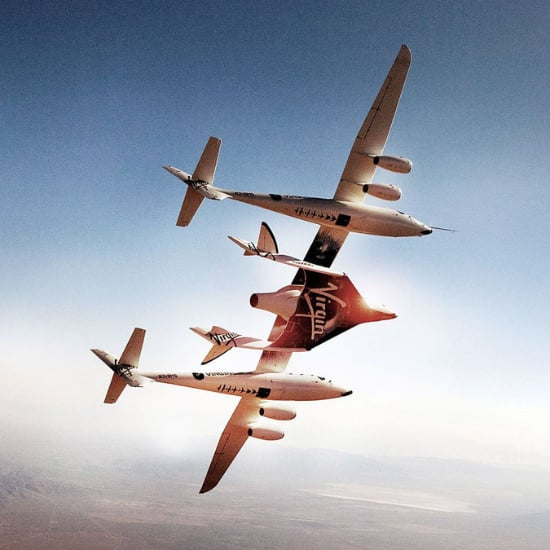 Virgin Galactic SpaceShipTwo Crash