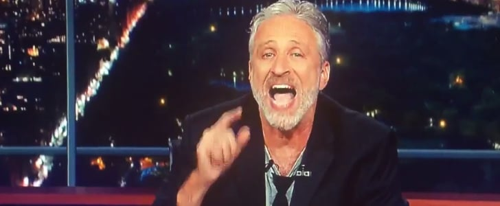 Watch Jon Stewart Go Off on Donald Trump Supporters in This Viral TV Appearance