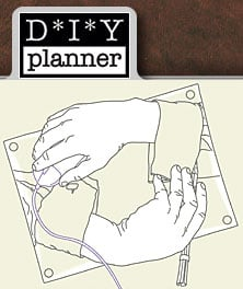 DIY Planner's Printable Planners Help You Get Stuff Done