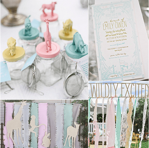 A Menagerie of Pastels