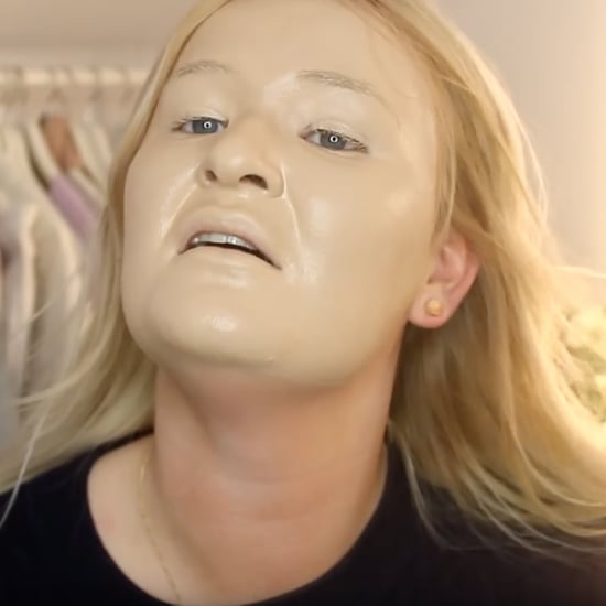 Beauty Vlogger Applies 100 Layers of Foundation