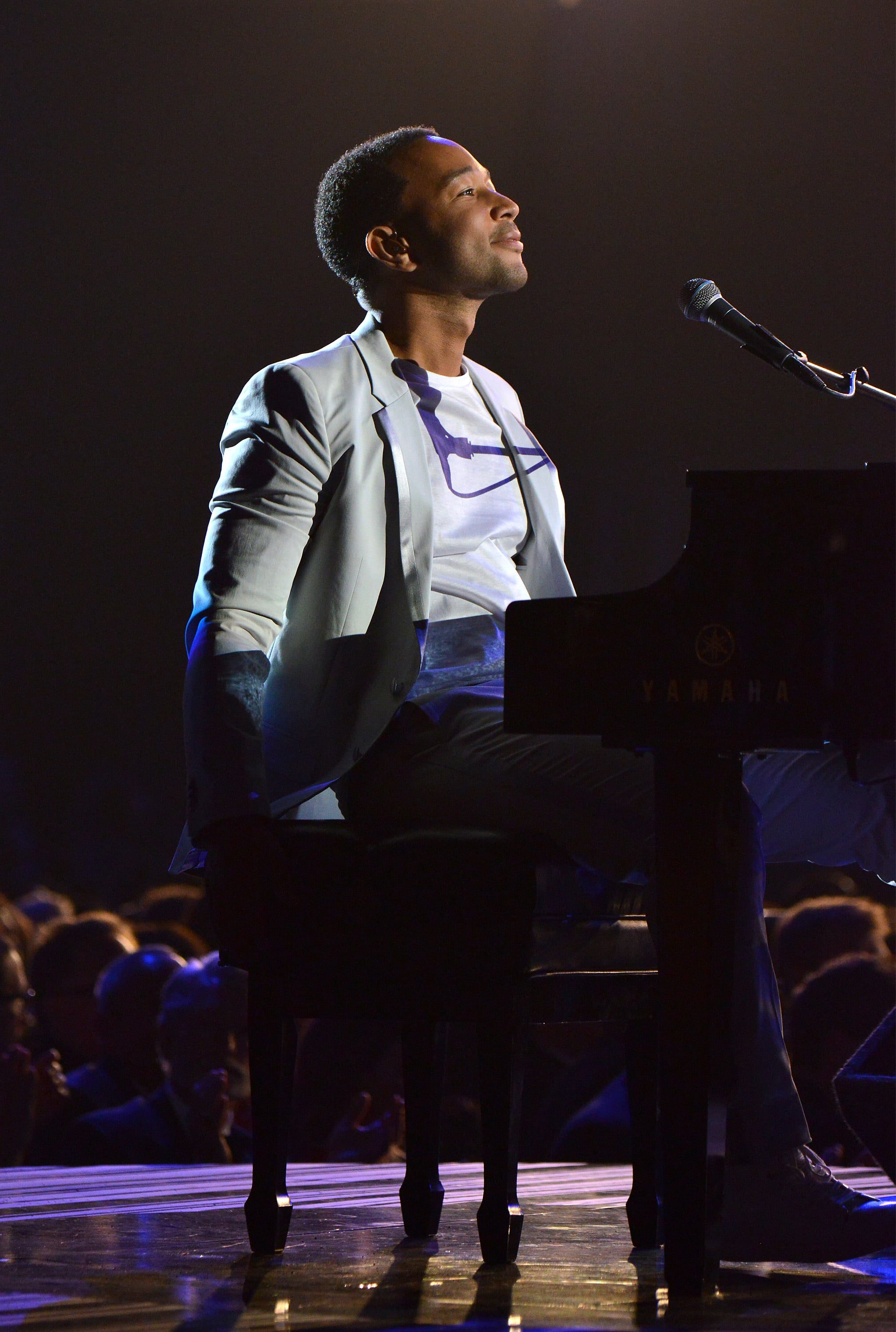 """John Legend wowed with """"All of You."""""""