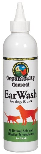 Organic Dog and Cat Ear Cleaner