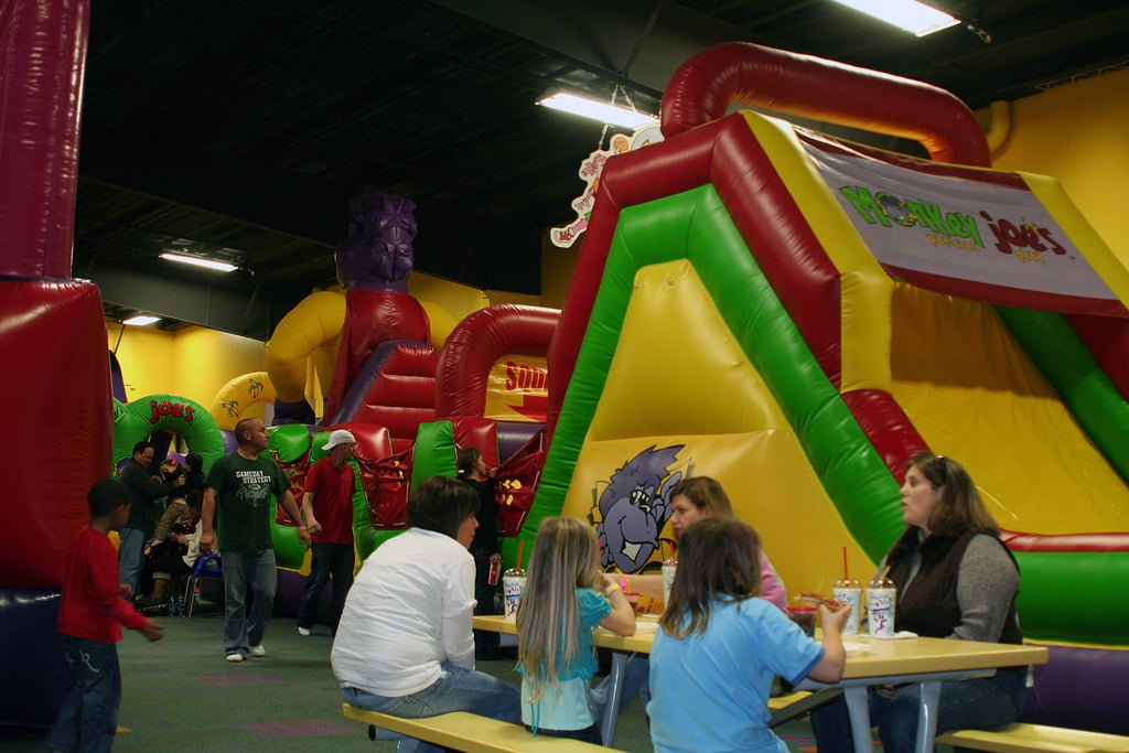 Inflatable Play Centers