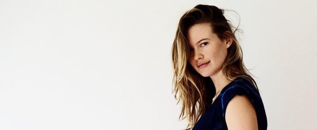 The Savvy Maternity Style Tip You'll Want to Steal From Behati Prinsloo