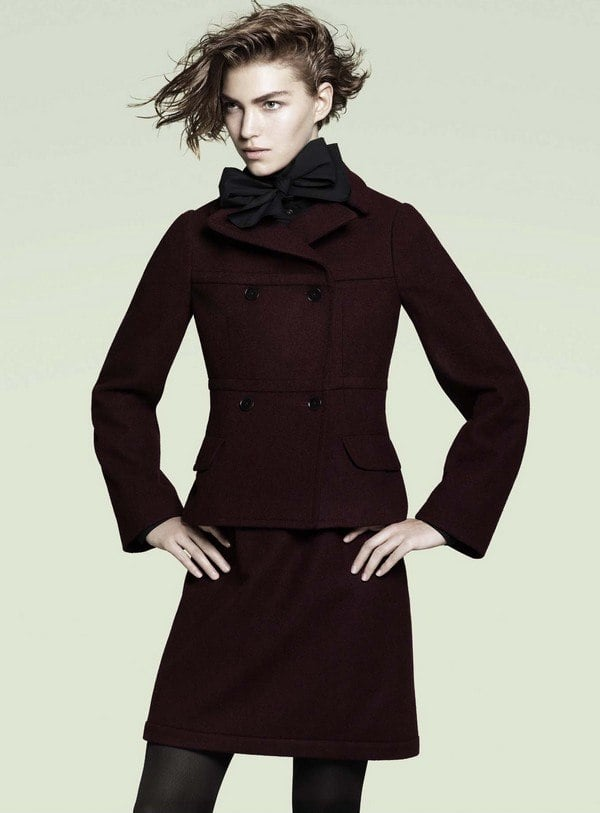 A Look at Jil Sander's Last +J Collection for Uniqlo