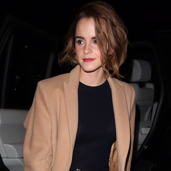 Emma Watson at London Screening of The True Cost | Pictures