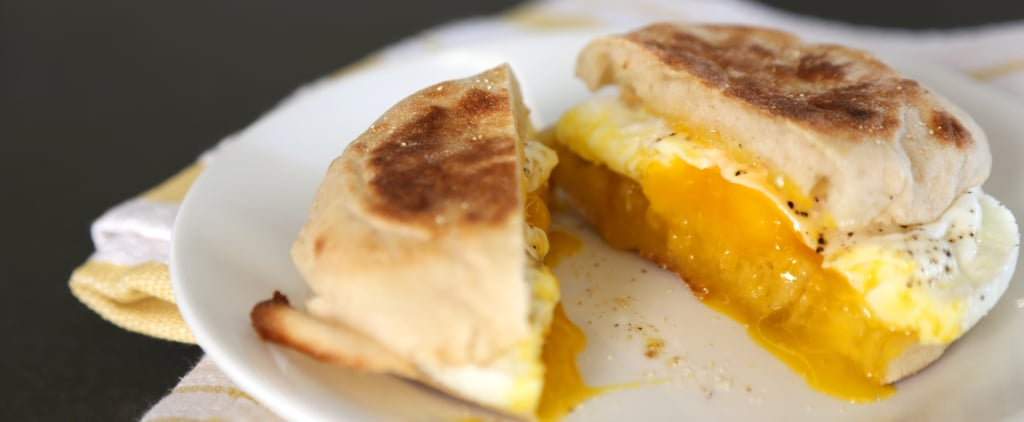 Faster Than Drive-Through: This Perfect Egg Sandwich in Under a Minute