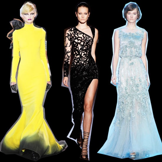 Pictures of Paris Autumn 2011-12 Haute Couture Fashion Week: Givenchy, Valentino, Elie Saab and much more!