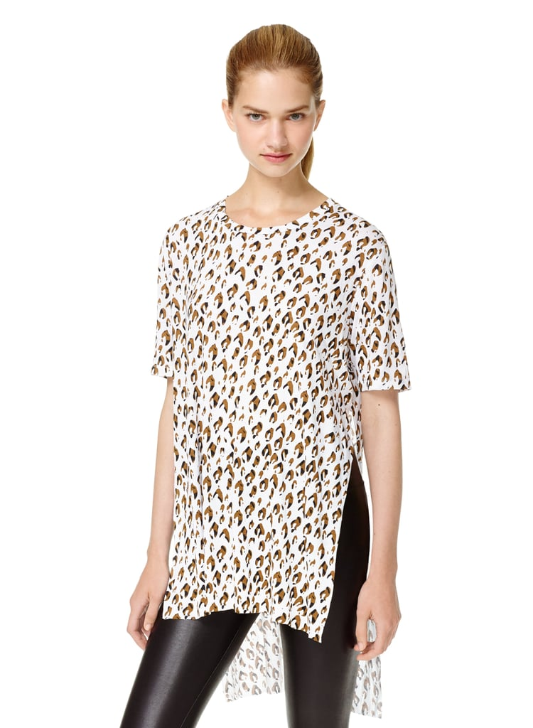 This Wilfred Fee Rome t-shirt ($50) was made for topping leather leggings and skinny jeans.