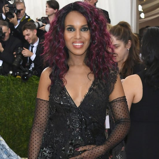 Kerry Washington at the 2016 Met Gala