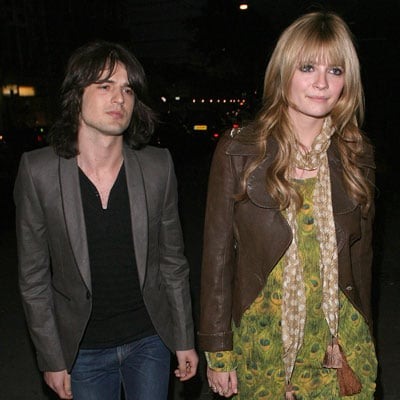 Mischa Barton and Taylor Locke Out in London
