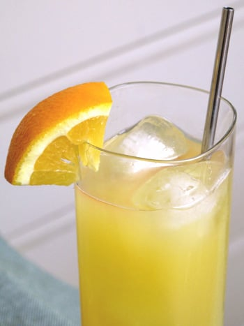 Martin Cate's Contemporary Harvey Wallbanger Recipe