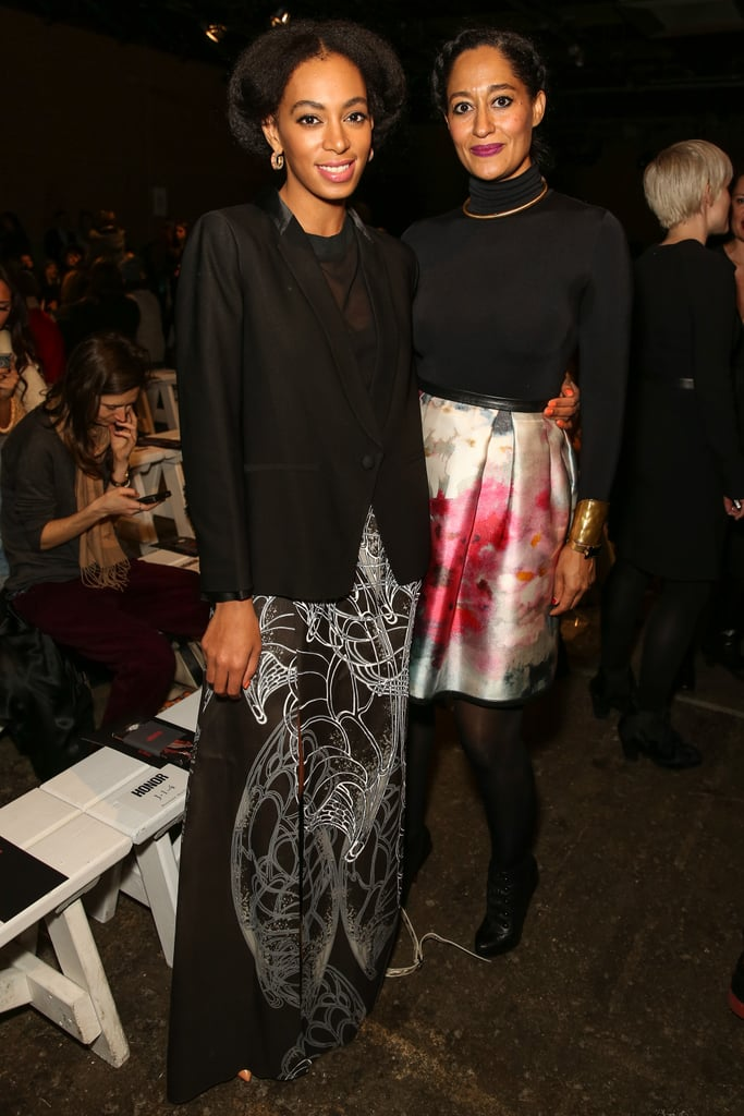 Solange Knowles and Tracee Ellis Ross