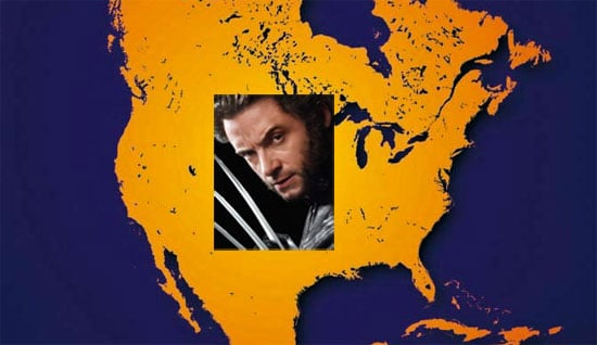 Wolverine Movie Premiere Contest