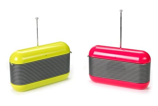 Nostalgic Sixties Style AM/FM Radios