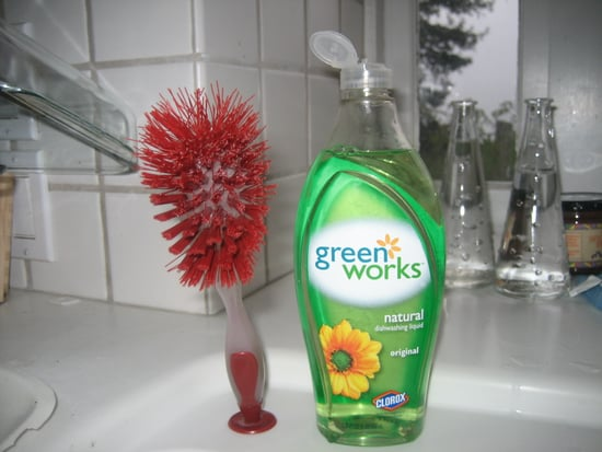 Casa Beta: Clorox Green Works Dishwashing Liquid