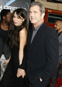 Roundup Of The Latest Entertainment News Stories — Mel Gibson Confirms Girlfriend Oksana Grigorieva's Pregnancy