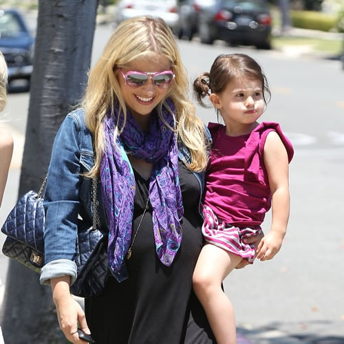 Sarah Michelle Gellar and Charlotte Prinze Pictures