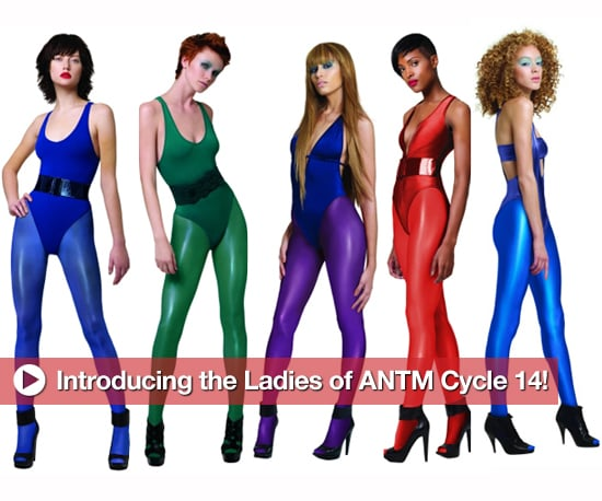 Photos of Contestants From America's Next Top Model Cycle 14
