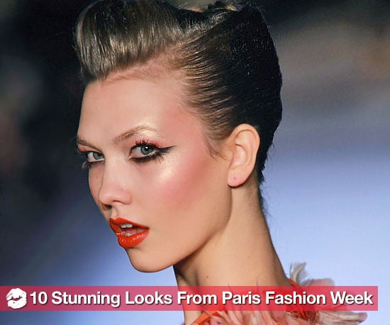 10 of the Most Beautiful New Looks From 2011 Spring Paris Fashion Week