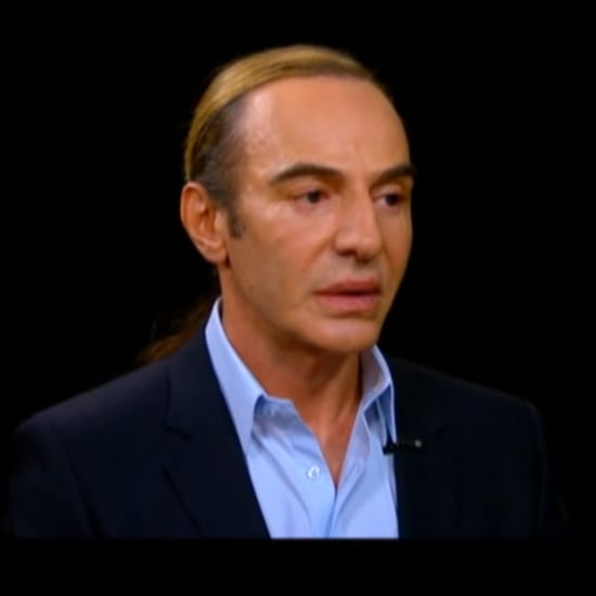 John Galliano on Charlie Rose Clips | Video