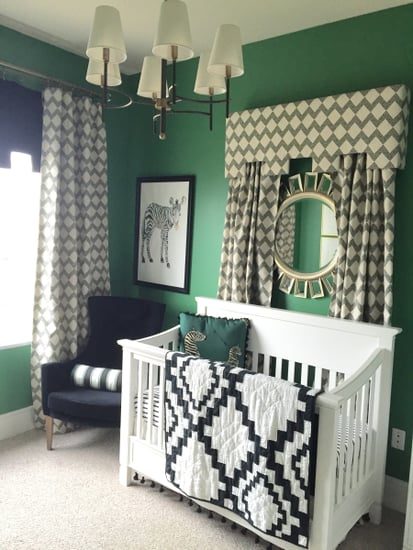 The Steve Harvey Show's Designer on How to Get a Sweet and Chic Nursery
